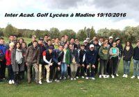 Résultats Golf Pitch&Putt